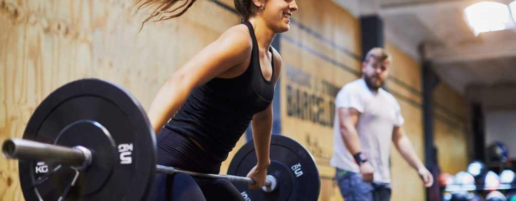 Entraînement au CrossFit