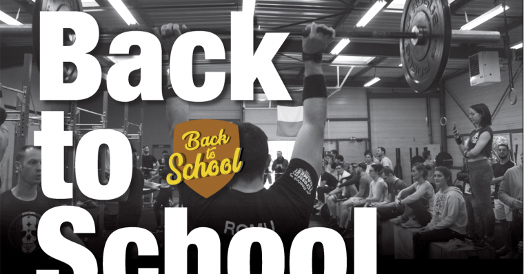 Back to School - Burpees