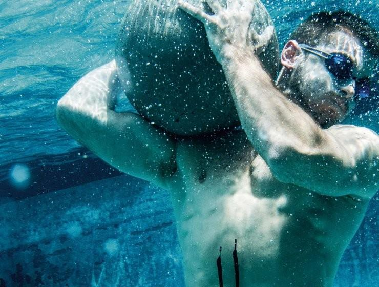 Wod natation